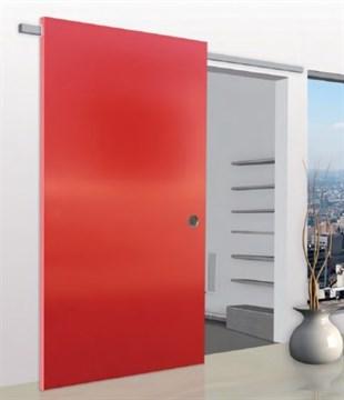 SLIDE WOOD 3000 мм.для двух дверных полотен