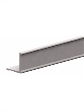 Профиль алюминиевый горизонтальный К2-decor 3000