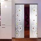 Дверной пенал Eclisse Syntesys Line Double - фото 8046
